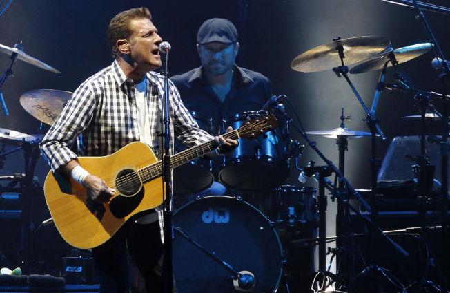 <p>DØD: Gitarist Glenn Frey i det amerikanske rockebandet Eagles har gått bort, 67 år gammel. Her er han under en konsert i Monaco i 2011.</p>