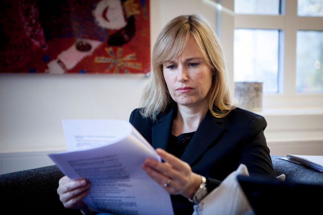 <p>TA FLERE PÅ ALVOR: Barneombud Anne Lindboe oppfordrer skoleledere til å legge til rette for at elever kan fortelle om mobbing og krenkelser.</p>