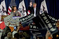 Sarah Palin om Trump:   – Han er fra privat sektor. Kan jeg få et halleluja?
