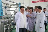 Nord-Korea hevder å ha funnet opp vidunder-sprit