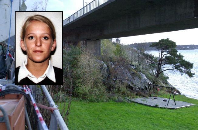 <p>ÅSTEDET: Politiet mener dette er åstedet for hvor Tina Jørgensen ble drept.</p>