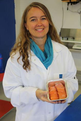 <p>Ingvild Eide Graff, forskningsdirektør for trygg og sunn sjømat i NIFES.</p>