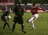 Slik var Ronaldo med på å redde Exeter fra konkurs