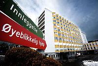 Svineinfluensa i Ålesund: Seks isolert på sykehus