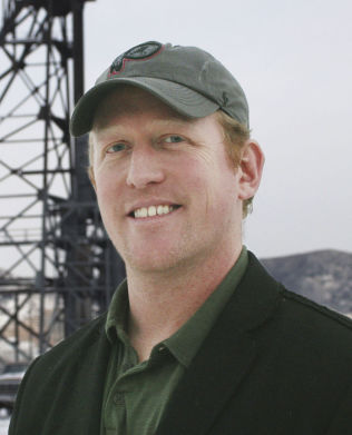 <p>DREPTE BIN LADEN?: Tidligere Navy SEAL-soldat Rob O'Neill.<br/></p>