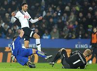 Tottenham vant reservepreget oppgjør mot Leicester