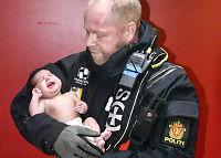 Norsk redningsskøyte i nytt drama: «Bare flaks det ikke går flere liv»