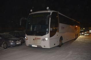<p>GRENSEN: Norge må være i stand til å beskytte Schengens yttergrense mot Russland.</p>