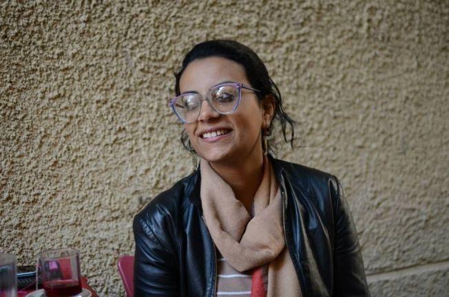 <p>I FENGSEL: Advokaten og menneskerettighetsforkjemperen Mahienour el-Massry (30) sitter nå i fengslet av det egyptiske regimet.</p>