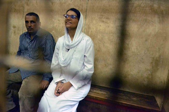<p>ADVOKAT I FENGSEL: Mahienour el-Massry har i en årrekke kjempet for økte sosiale rettigheter fra hennes hjemby Alexandria. Hun holdes fengslet av regimet.<br/></p>