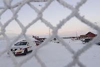 Alle asylsøkerne på Kirkenes-senter pågrepet