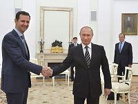 Financial Times: Putin ba Assad om å gå av