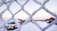 Vurderer å fly asylsøkere til Murmansk eller Moskva