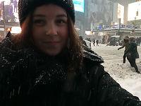 USA rammes av «Snowzilla»