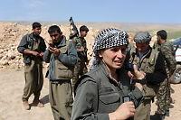 Advokat: Sårede kurdiske krigere flyktet til Norge over Storskog
