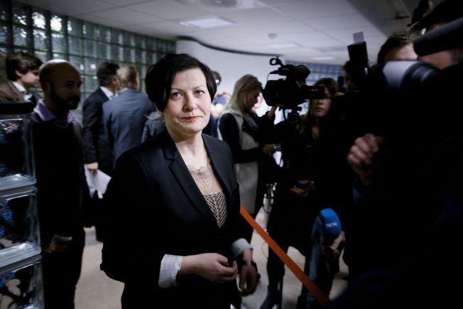 <p>KRITISK: Arbeiderpartiets innvandringspolitiske talskvinne Helga Pedersen.</p>