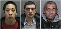 Massiv politijakt på tre rømte fanger i California