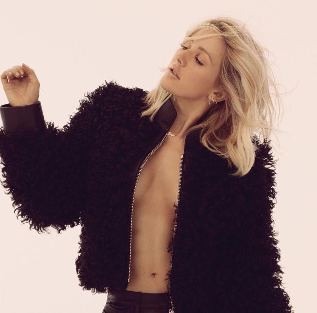<p/> <p>FARLIG FERIE: Ellie Goulding (29) var angivelig på tynn is da hun var på privat norgesbesøk like over nyttår. Foto: UNIVERSAL</p>