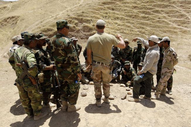 <p>TRENE: Soldater fra Telemarksbataljonen trener opp irakiske sikkerhetsstyrker nord i Irak, som en del av Norges bidrag i kampen mot terrororganisasjonen IS. Europol frykter nå IS' nye strategi.</p>