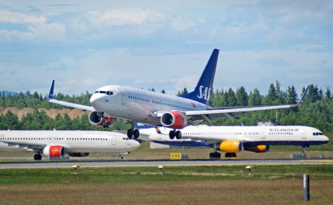 <p>KONSERTARENA: SAS og Universal Music vil arrangere konserter ombord i fly og på flyplasser gjennom hele 2016.</p>