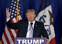 Trump rykker fra rivalene