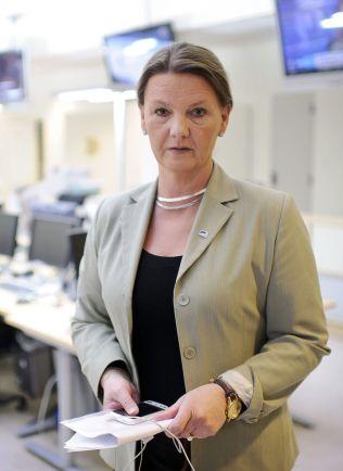 <p>UAKTUELT: Høyres innvandringspolitiske talskvinne Ingjerd Schou sier hun får «vonde assosiasjoner» av Danmarks asyllovinnstramming, og utelukker at Høyre vil gå inn for å innføre det samme i Norge. Bildet er tatt ved en tidligere anledning.</p>