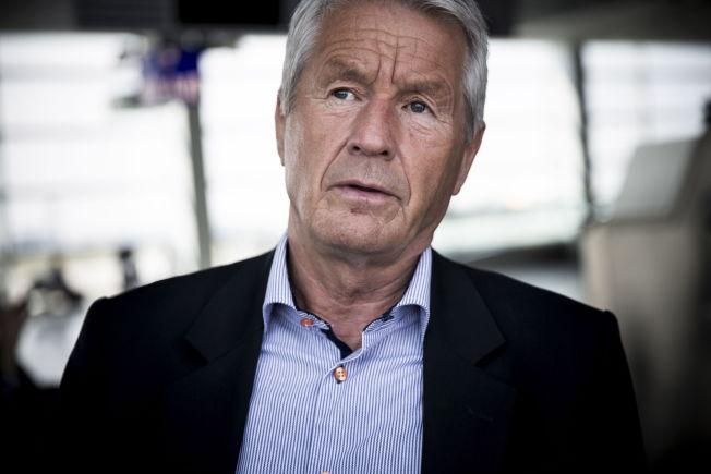 <p>I STRID MED INTERNASJONAL RETT: Europarådets generalsekretær Thorbjørn Jagland om «smykkelovene».</p>
