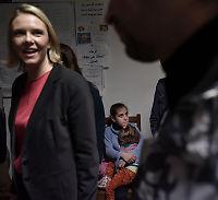 FN: To syrere sendt hjem fra Russland i fjor