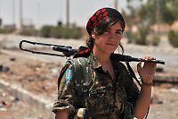 Kurdere utelatt fra Syria-samtaler