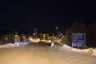 <p>INN I SCHENGEN: Det kom om lag 4800 asylsøkere til Norge fra Russland i fjor høst. Her en den russiske grensen i forrige uke.</p>