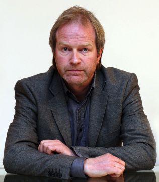 FOTBALLJOURNALIST: Knut Espen Svegaarden i VG-sporten.
