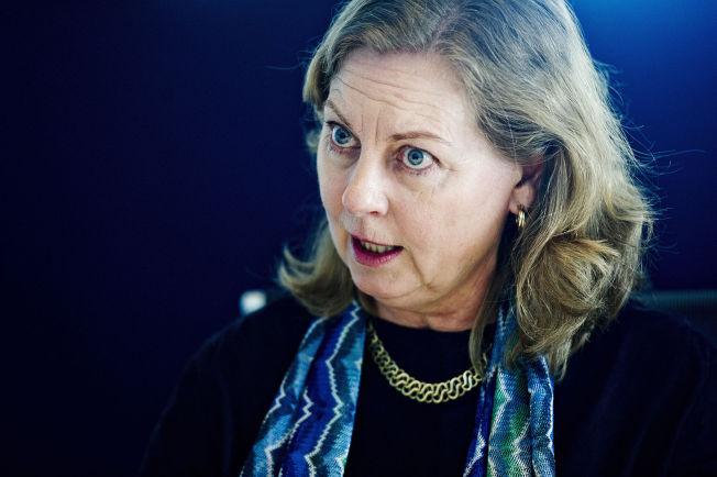 <p>FAVORITT: Nåværende administrerende direktør i Telenor Berit Svendsen var inne i racet, men nådde aldri helt opp til konsernjobben.</p>