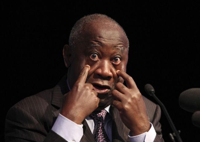<p>BERØMT OG BERYKTET: Laurent Gbagbo (70) er beskyldt for overgrep mot menneskeheten. Men den tidligere ivorianske presidenten har fortsatt en stor tilhengerskare. Flere hundre av dem demonstrerte utenfor da rettssaken mot ham startet i Den internasjonale straffedomsstolen i Haag denne uken.</p>