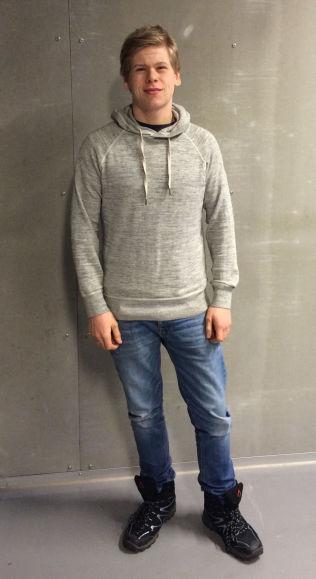 <p>NYTT LIV: Torbjørn Rivelsrud (17) slet med overvekt i hele barndommen. Nå har han gått ned 60 kilo.</p>