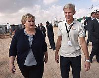 Trodde Norge vil doble Syria-støtten til tre milliarder kroner