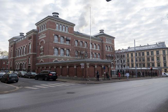 <p>STENGT: Grünerløkka barneskole måtte holdt stengt to ganger på kort tid på grunn av trusler i november.</p>