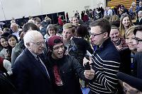 Ungdommer: Derfor velger vi Bernie Sanders