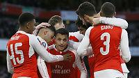 Sánchez skjøt Arsenal videre i FA-cupen