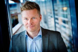 <p>I STRID: Tormod Sandstø, pressekontakt i Telenor for Canal Digital.</p>