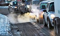 Dieselforbud og stengte p-plasser i Oslo på dager med høy forurensing