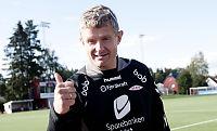 Påkjørt Brann-trener: – Jeg har vært råheldig
