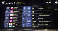 Tog-året 2015: Enda flere forsinkelser enn i 2014