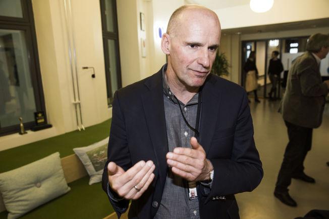 <p>PRINSIPPKAMP: Byråd Geir Lippestad (Ap) sier det er en menneskerett å få inviduell behandling før du blir sperret inne.</p>