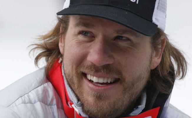 <p>BLID KAR: Kjetil Jansrud vant i OL-løypa i utfor - men kjørte så ut i super-G-rennet natt til søndag.</p>