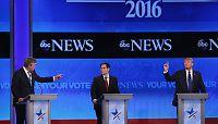 Rubio under angrep i nattens debatt