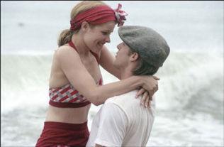 <p>FILMPAR: Rachel McAdams og Ryan Gosling i «Dagboken».</p>