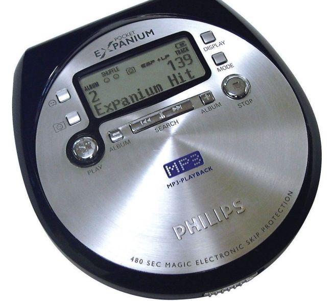 <p>CD-SPILLER: Slik ser CD-spilleren ut. Dette bildet ble tatt i 2002. Da ble det solgt 155.000 CD spillere i Norge. I toppåret 1996 ble det solgt hele 326.000 CD spillere i Norge. Ifjor gikk det bare 1000 CD-spillere.<br/></p>