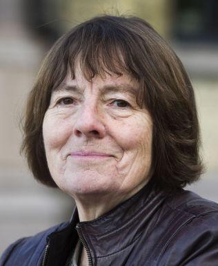<p>OPPRØRT: Wenche Frogn Sellæg (78) i Statens seniorråd mener det er på tide at det norske folk får et mer riktig bilde av hvordan pensjonister har det og hva de driver med.</p>