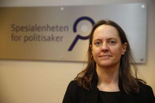 <p>AKTOR: Nestsjef i Spesialenheten, Guro Glærum Kleppe.<br/></p>