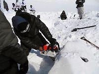 Soldat tatt av snøskred – reddet nesten en uke senere